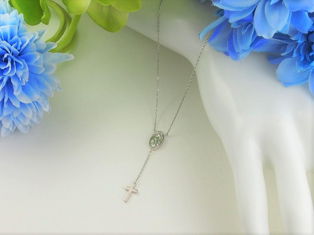 プラチナオーダーメイドメダイペンダントネックレス Platinum Made-to-order pendant necklace